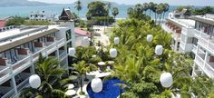 Located in Patong, Sunset Beach Resort is a perfect starting point from which to explore Phuket. The hotel offers a high standard of service and amenities to suit the individual needs of all travelers. To be found at the hotel are free Wi-Fi in all r Best Beaches In Phuket, Best All Inclusive Honeymoon, Phuket Hotels, Romantic Honeymoon, Honeymoon Destinations, Hotels And Resorts, Thailand Honeymoon, Thailand Travel, Asia Travel
