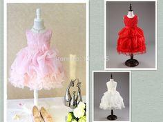 Дешевое Детские платья ну вечеринку невесты театрализованное платье принцессы для девочек блеска для рождения свадебное платье 3 7age, Купить Качество Платья непосредственно из китайских фирмах-поставщиках: