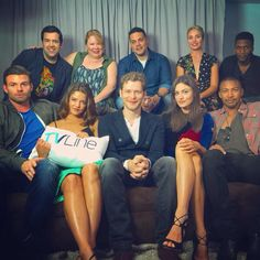 The Originals at Comic Con 10/7/15