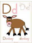 Various Donkey theme printable activities and crafts.
