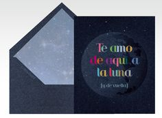 Tarjetas de amor, tarjetas de San Valentín, tarjeta de enamorados, Día de San Valentín, Día de los enamorados, Día del amor, amor, 14 de febrero, luna, romántico, cielo    Para más Info Visita: La Belle Carte www.LaBelleCarte.com    Online cards Saint Valentine's Day, online greeting cards Saint Valentine's Day,love, cute, sky, romance     For More Info Visit: La Belle Carte www.LaBelleCarte.com/en