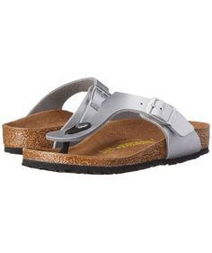 Birkenstock Gizeh Sandal | It's true—there really are sandals that don't require you to sacrifice style for comfort. Here are six wear-all-day pairs you won't want to take off.