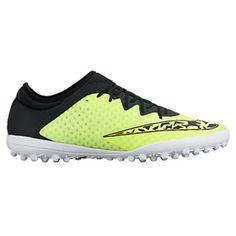 pretty nice f75ff bd7dc Nike Elastico Finale III Turf Soccer Shoes (Volt White)