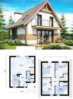 Most Popular Simple Modern House Layout 34 Ideas Sims House Plans, House Layout Plans, Family House Plans, Cottage House Plans, Small House Plans, House Layouts, Modern Small House Design, House Construction Plan, Model House Plan