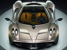 Fastest: 2012 Pagani Supercars Huayra The Lightest Sports Cars In Its Class