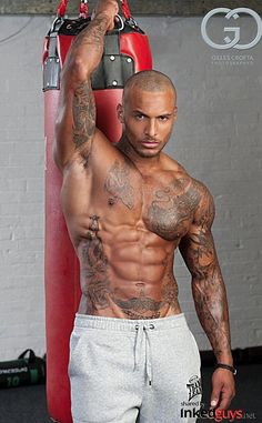 InkedGuys.Net - Guys with Tattoos. Hot Pictures, Sexy Men, Beautiful Tattoos.