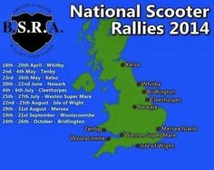 Scooter Rallies 2014