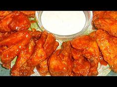 ALITAS de Pollo PICOSAS receta facil- Complaciendo Paladares - YouTube