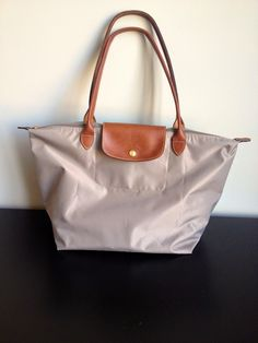 Cherry Pie Twins: How To Clean A Longchamp Bag