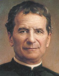 Saint John Bosco pray for us and schoolchildren, editors and publishers.  Feast day January 31.