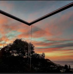 There's nothing better than putting your feet up on your balcony after a hard day... Enjoying a glass of wine while admiring the sunset through your beautiful glass balustrade! #bettabalustrades #balustrades #landscaping #homeinspiration #centralcoastnsw #newcastle #sydney Glass Balustrade, Central Coast, Newcastle, Betta, Balcony, Sydney, Landscaping, Wine, Sunset