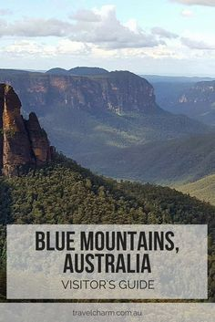 The Blue Mountains are a must see on any trip to Australia. Take a look at this guide to help you plan your visit to the stunning Blue Mountains.