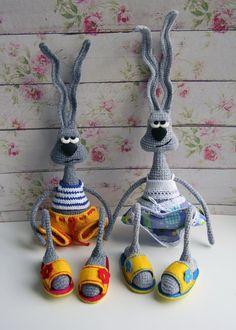 """PDF Заяц """"Доброе утро..?"""". Бесплатный мастер-класс, схема и описание для вязания игрушки амигуруми крючком. Вяжем игрушки своими руками! FREE amigurumi pattern. #амигуруми #amigurumi #схема #описание #мк #pattern #вязание #crochet #knitting #toy #handmade #поделки #pdf #рукоделие #заяц #зайка #зайчик #зайчонок #зая #зай #кролик #крольчонок #rabbit #hare #lepre #conejo #lapin #hase"""