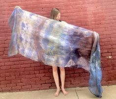 Wrap Scarves - something for us to experiment with in the future?