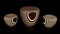 Bright Woods Collection, mobili retroilluminati a led in legno Dark Furniture, Cheap Furniture, Unique Furniture, Wooden Furniture, Bedroom Furniture, Industrial Furniture, Furniture Design, Luxury Furniture, Furniture Cleaning