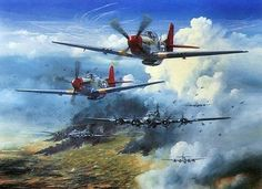 This is my kind of art. beautifulwarbirds@gmail.com Twitter: @thomasguettler Beautiful Warbirds Full Afterburner The Test Pilots P-38 Lightning Nasa History Science Fiction World Fantasy Literature &...
