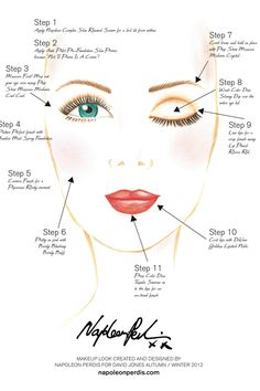 Napoleon Perdis makeup how to