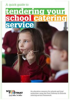 A quick guide to tendering your school catering service