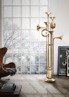 Ariaqueen trumpet pendant lighting Metal Sarkıt aydınlatma Özel üretim Aydınlatma projeleri Mimari Aydınlatma #aydınlatma #sarkit #armatür #design #tasarim #mimari #interiordesign #architecture #ankara #istanbul #cankaya #cayyolu #avize #imalat #italyan #sishane #gold #yellow #ariaqueen #trumpet
