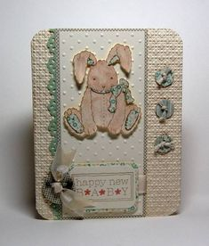 SC340, Miss Bo Bunny by Missro - Cards and Paper Crafts at Splitcoaststampers