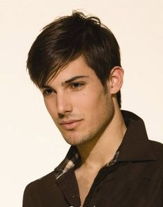 Mens Hairstyle Short Straight Guy Cuts short hairstyles men | hairstyles