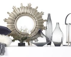 Presents with presence. #EthanAllen #EthanAllenPineville  #Mirrors