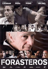 Forasteros (2008) España. Dir.: Ventura Pons. Drama. Familia. Migración/Racismo - DVD CINE 1970