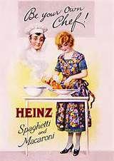 Vintage Heinz ad