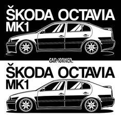 Skoda Octavia MK1  Order t-shirt and more on #redbubble  Link to store on my profile.  #skoda #octavia #mk1 #vrs #rs #carcorner #cardrawing… Order T Shirts, Car Drawings, Mk1, Volkswagen, Profile, Cars, Store, Link, Instagram