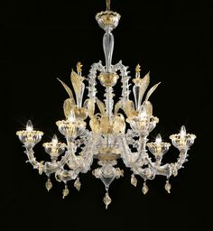 Traditional Venetian Chandeliers collection