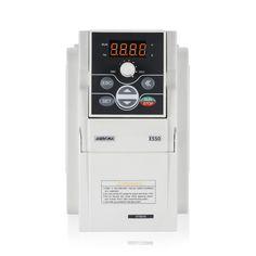 Sunfar VFD inverter 4kw AC220V frequency inverter E550-2S0040 for cnc router spindle motor