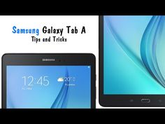 Samsung Galaxy Tab A - Tips and Tricks | H2TechVideos - YouTube