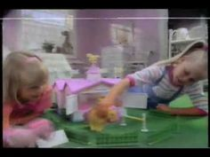 ▶ VINTAGE 80'S MY LITTLE PONY SHOW STABLE COMMERCIAL - YouTube