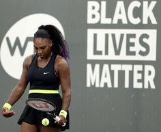 Serena Williams, Life, Black, Black People