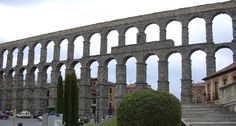 SEGOVIA, (Spain). Been there. Check it off the list.