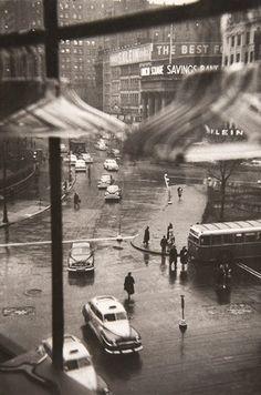 NYC circa 1950