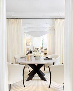 A Simple, Chic Home By Betsy Brown In Charlotte, North Carolina / Photography: Annie Schlechter Veranda Magazine, Ingo Maurer, Home By, Living Vintage, Design Blog, Design Ideas, Design Trends, Design Art, 2017 Design