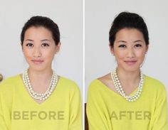 Extra Petite shows how to create a less boring bun - she's so cute!