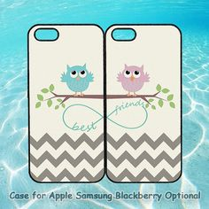 iphone 5 caseBest Friendsowlsiphone 5S caseiphone 5C by HaHaCase