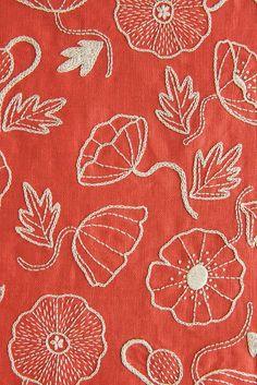 Sashiko Fabric - Butterflies and Sashiko - Sylvia Pippen Sashiko Pre-printed Fabric Kit - Japanese Embroidery, Quilting, Sewing - Embroidery Design Guide Garden Embroidery, Sashiko Embroidery, Paper Embroidery, Learn Embroidery, Japanese Embroidery, Hand Embroidery Stitches, Silk Ribbon Embroidery, Hand Embroidery Designs, Embroidery Techniques