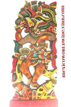 Aztec/Mayan Tree  by Jaime Ruiz on Etsy
