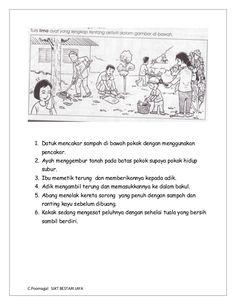 30 Bina Ayat Ideas Malay Language Study Materials Kids Learning
