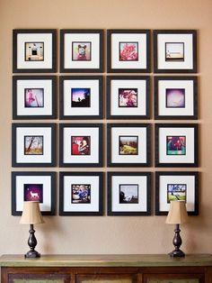 Realiza unos hermosos marcos para decorar tus fotos ¡súper originales! #DIY