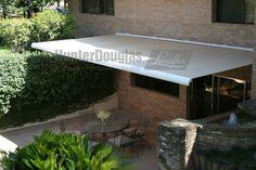 Toldos HunterDouglas Gazebos, Terrace Garden, Lanai, Sunroom, Pergola, Bbq, Sweet Home, Backyard, Exterior