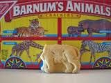 I purposely bite the heads off animal crackers before I eat them.