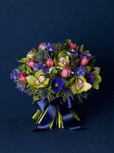 The Churchfield Bouquet - Hayford and Rhodes award-winning florist £60.00 — £150.00