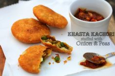 Matar Pyaaz ki Kachori Recipe - FoodPunch