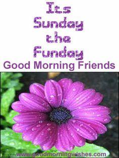 Happy Sunday Wishes...:)