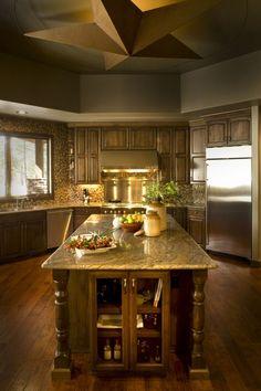 Western inspired Kitchen