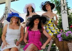 Kentucky Derby party and fundraiser at Bromberg's is all about the hats | al.com